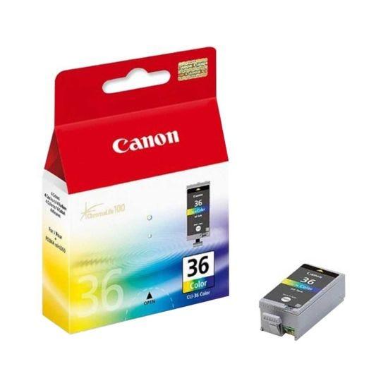 Canon CLI-36 Inkjet Cartridge Colour