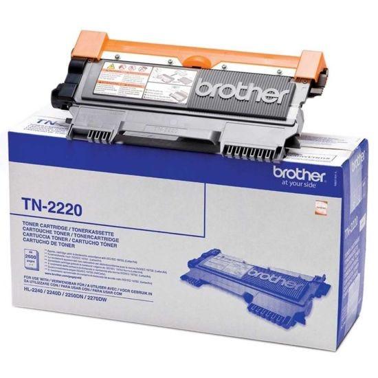 Brother TN2220 High Yield Laser Printer Ink Toner Cartridge