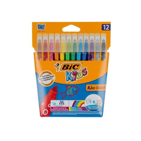 BiC Kids Couleur Pack of 12
