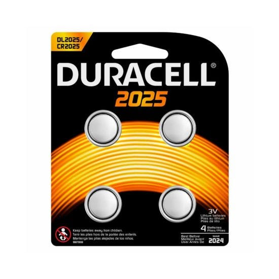 Duracell Ultra M3 Photo DL2025 Twin Pack Pack of 2