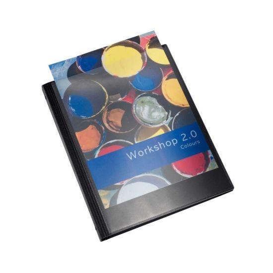 Leitz impressBIND Hard Covers Box of 10 17.5mm