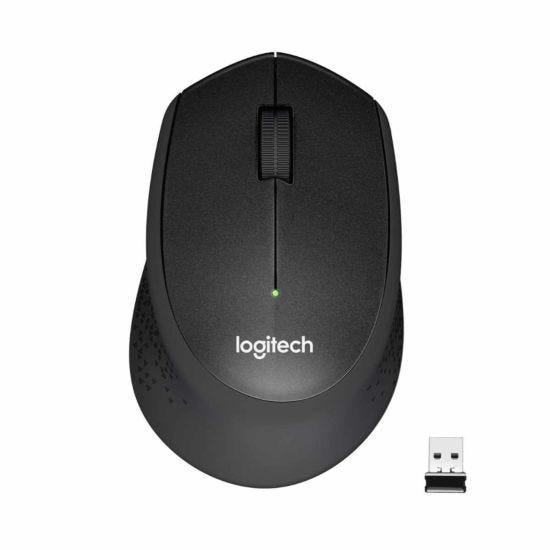 Logitech Silent Plus M330 Wireless Mouse