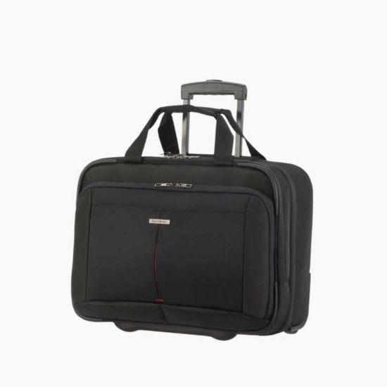 Samsonite GuardIT Rolling Tote Bag 17.3-inch Black/Grey