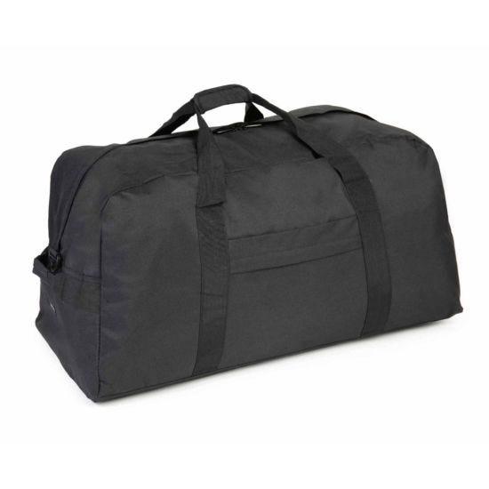 Members by Rock Medium Holdall and Duffle Bag 75cm Black