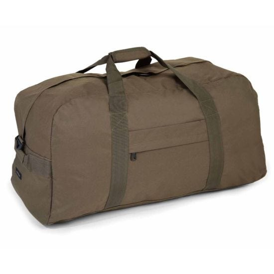 Members by Rock Medium Holdall and Duffle Bag 75cm Khaki