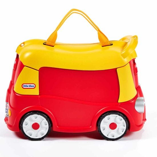 Little Tikes Ride On Cozy Coupe Suitcase