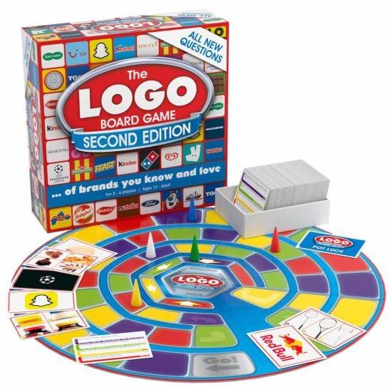 Logo Board Game Second Edition