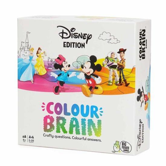Disney ColourBrain Board Game