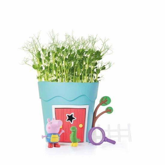 Grow with Peppa George Pot