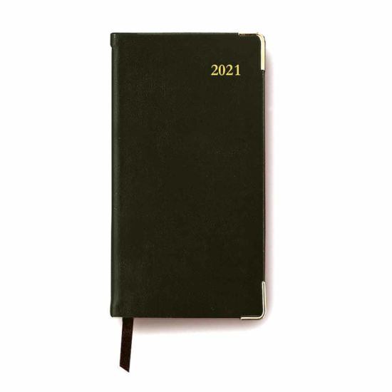 Collins Classic Appointments Diary Slim Week to View 2021