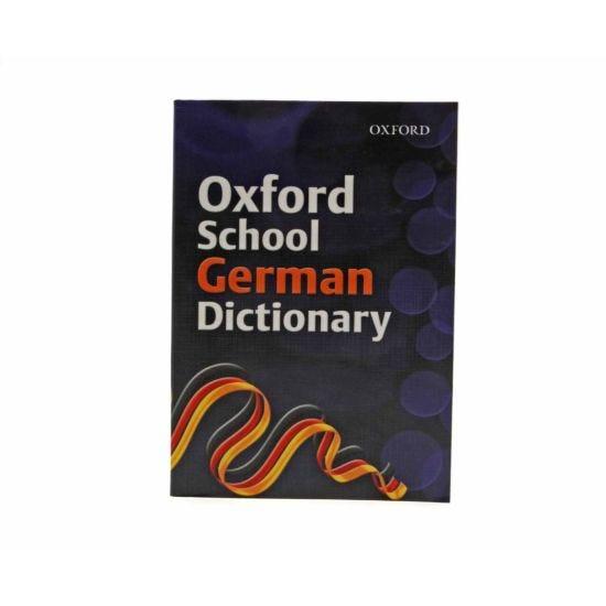 Oxford Dictionary Pocket School German