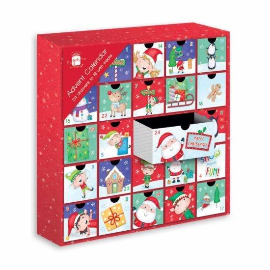 Fill Your Own Advent Calendar