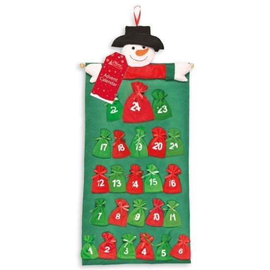 Plush Fill Your Own Advent Calendar
