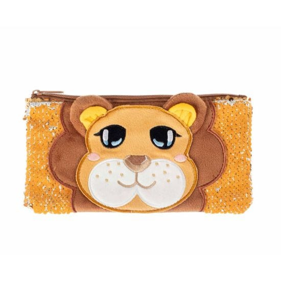 Animouth Lion Pencil Case