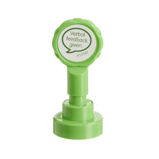 Xclamation Verbal Feedback Given X121 Green