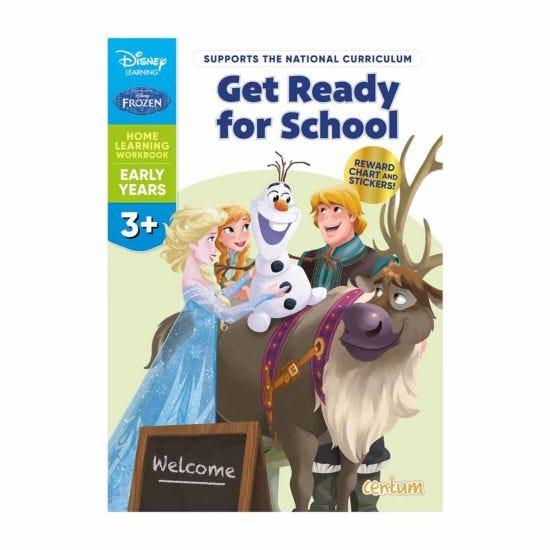 Centum Disney Learning Frozen Get Ready for School 3