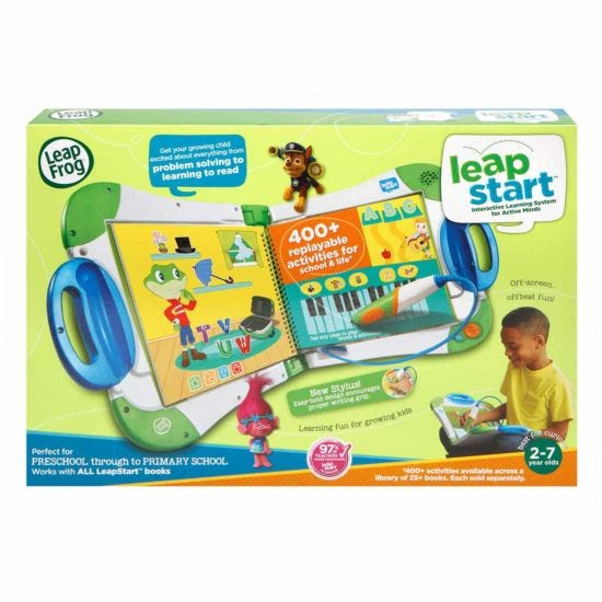 Leapstart Interactive Early Learning System