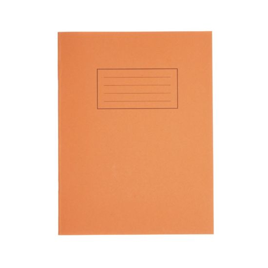 Silvine Exercise Book 9 Inch x 7 Inch 80 Page 5mm Squared 75gsm