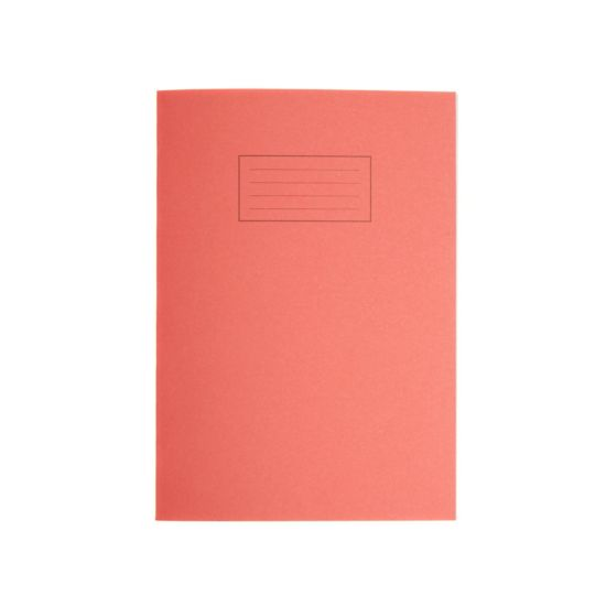 Silvine Exercise Book A4 80pg Ruled 75gsm