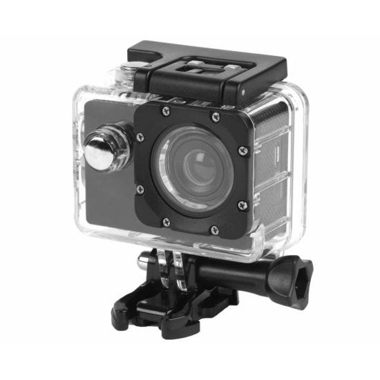 Intempo IPX8 Waterproof Wide Angle Action Camera