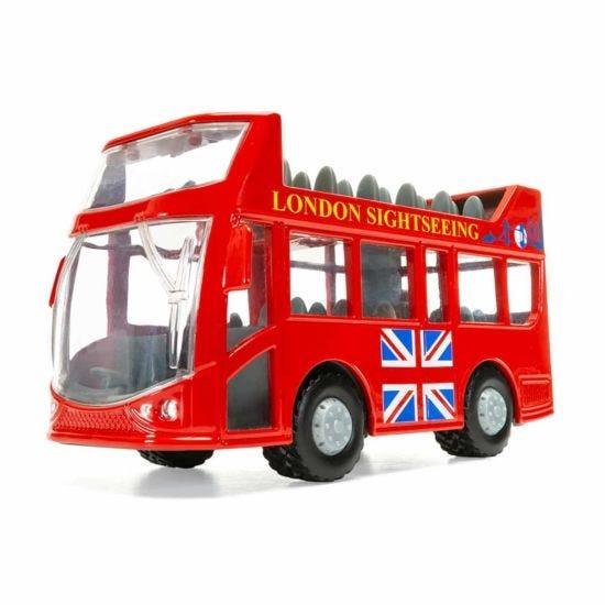 Corgi Chunkies London Bus UK