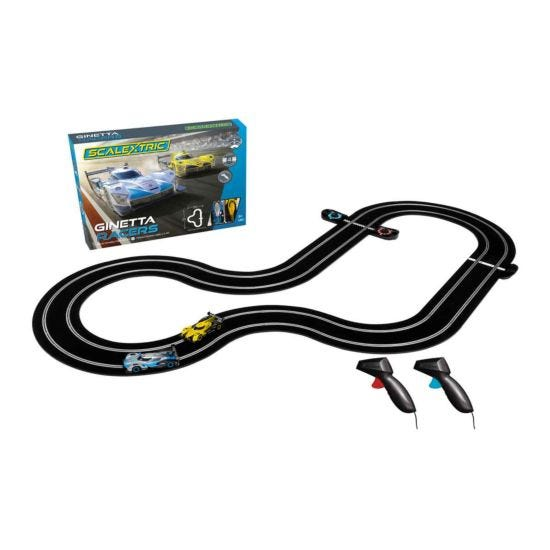 Scalextric Ginetta Racers