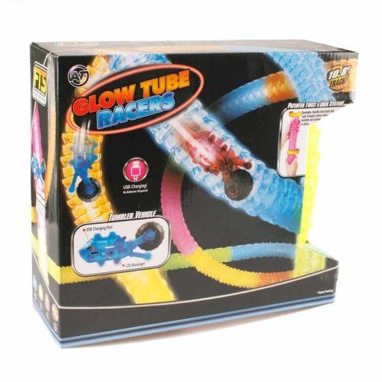 Glow Tube Track Racer