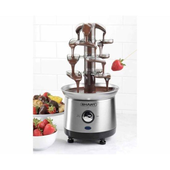 Smart 3 Tier Cascading Chocolate Fountain