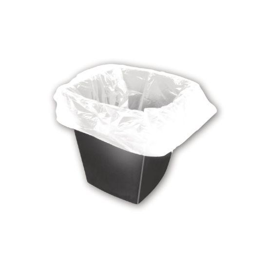 Square Bin Liner White - Pack 1000