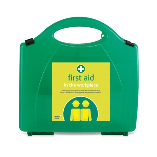 Reliance Medical First Aid Kit 20 Person
