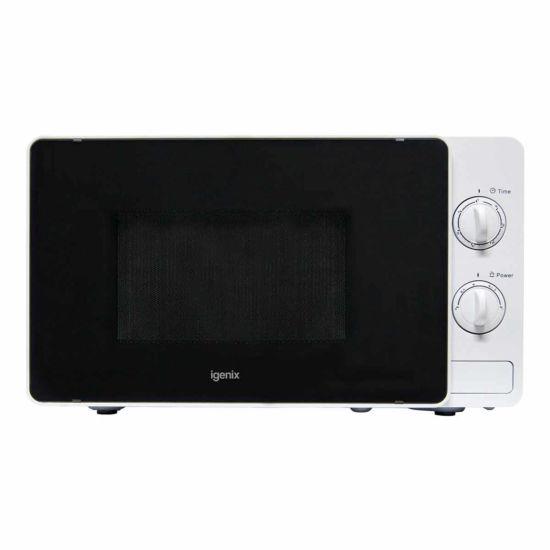 Igenix Manual Microwave 20 Litre 800W White