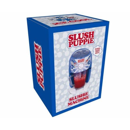 Slush Puppie Slushie Machine with Cups and Straws