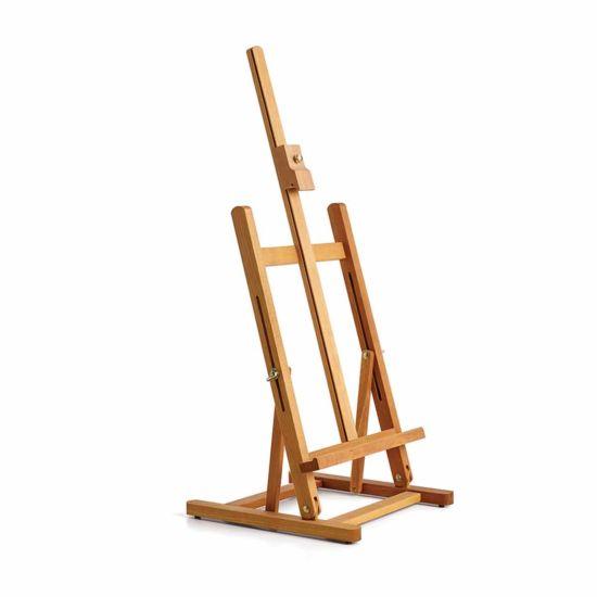 Varde Adjustable Wooden Table Easel