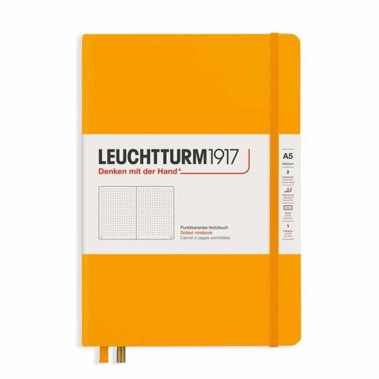 Leuchtturm Notebook Dotted A5 Rising Sun