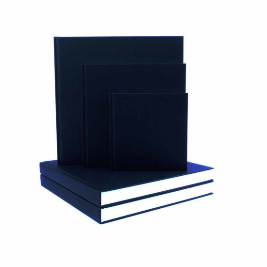 Seawhite Jumbo Square and Chunky Cloth Sketchbook 250x250mm