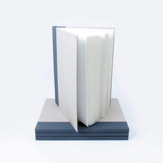 Seawhite Creative Plain Grey Spine Sketchbook A4