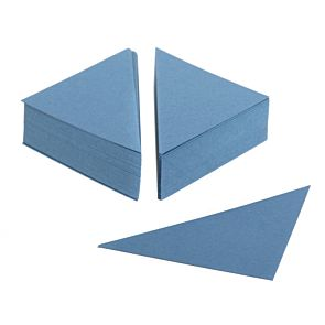 Guildhall Legal Corners A4 315gsm Pack of 100 Blue
