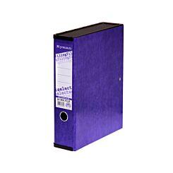 Ryman Select Box File A4 Heather Purple