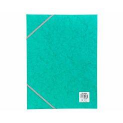 Exacompta Cartobox Box File A4 25mm Pack of 25 Green