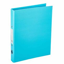 Ryman Premium Ring Binder A4 Sky Blue