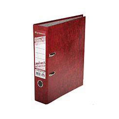 Ryman Select Lever Arch File A4 Red