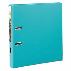 Exacompta PremTouch Lever Arch File A4 Plus PP 50mm Pack of 10 Light Green