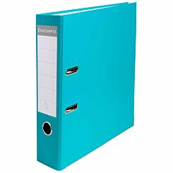 Exacompta Lever Arch File A4 PP 80mm Pack of 20 Light Green