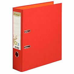 Exacompta Forever Premium Touch Lever Arch File A4 Pack of 10 Red