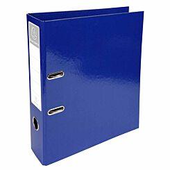 Exacompta Iderama PremTouch Lever Arch File A4 70mm Pack of 10 Dark Blue