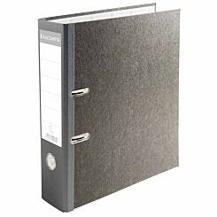 Exacompta Lever Arch File A4 70mm Marbled Pack of 10