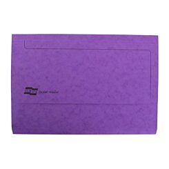 Europa Pocket Wallet Foolscap Lilac