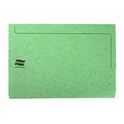 Europa Pocket Wallet Foolscap Lime