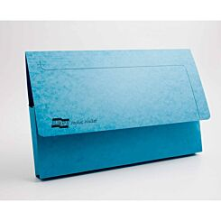Exacompta Europa Document Wallet Foolscap Pack of 25 265gsm