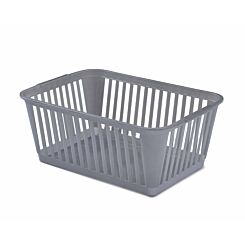 Whitefurze Handy Basket 37cm Pack of 9 Grey